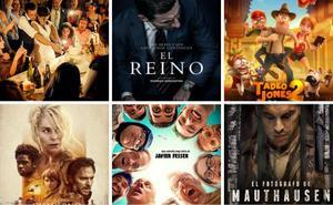 Cine de verano todos los miércoles en el parque del Príncipe de Cáceres