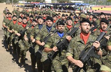 Más de 200 militares de la Brigada Extremadura XI viajarán a Letonia este sábado