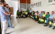 Salaya impulsará en Cáceres la ordenanza de arbolado y creará huertos públicos