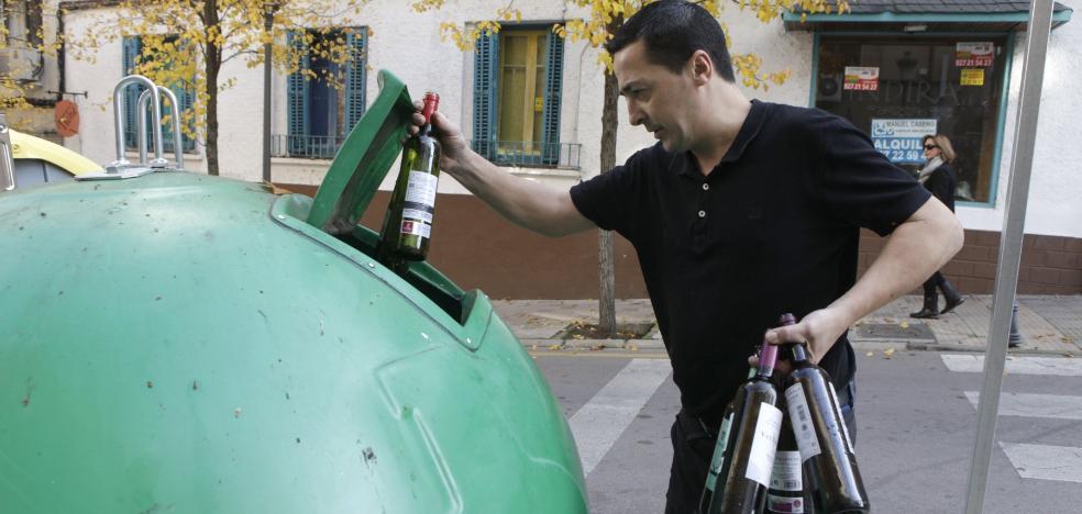 Badajoz suspende en la gestión de su basura y Cáceres aprueba por la mínima
