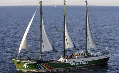 Greenpeace pide a España que lidere la lucha mundial contra la crisis climática