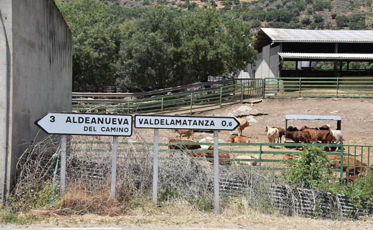 Imágenes de Valdelamatanza, el pueblo medio extremeño