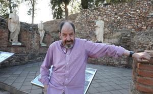 José María Pou: «El público emeritense es muy entendido en el teatro grecolatino»