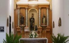 San Roque luce su nuevo retablo