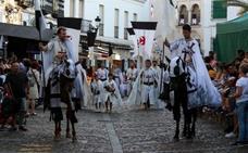 El XVI Festival Templario invita a descubrir el pasado de leyenda de Jerez de los Caballeros