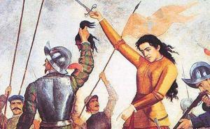 Pizarro, molesto porque la serie sobre Inés de Suárez no rodará en Plasencia