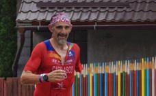 Kini Carrasco completa cinco podios en el Europeo