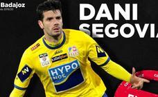 Daniel Segovia, más polvora para el Badajoz
