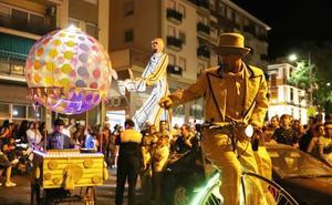 Protagonismo regional al cierre del festival de teatro en la calle de Villanueva de la Serena