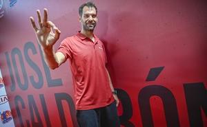 José Manuel Calderón, jugador extremeño en la NBA: «No estoy preparado para dejarlo todavía»