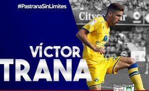 El Extremadura UD se refuerza con el delantero Víctor Pastrana