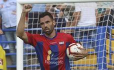 El Getafe hace oficial el fichaje de Enric Gallego y el Eibar incorpora al pacense Correa
