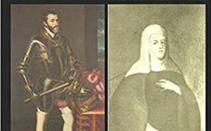 'El pecado secreto de Carlos V', en Las Claras