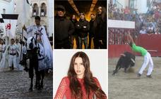 Templarios, rock y fiestas patronales