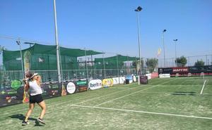 Recta final para el Torneo Internacional de Tenis Femenino 'Ciudad de Don Benito'