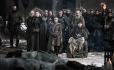 El autor de 'Juego de Tronos' desvela que la precuela de la serie contará con los Starks y «cien reinos diferentes»