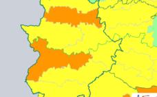 Elevan a naranja el aviso por calor para este jueves en Extremadura