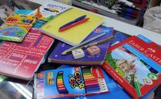 Abierto el plazo para solicitar la ayuda municipal de material escolar