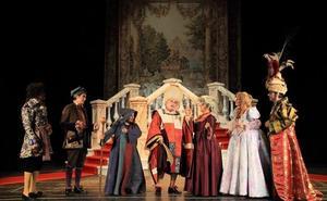 Una noche de teatro con 'El burgués gentilhombre'