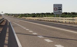 La N-432, que une Badajoz y Granada, estrena el primer radar de tramo de la región