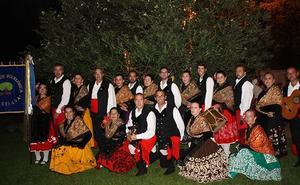 Grupos folclóricos de Extremadura, Rusia y Portugal actúan este viernes en Badajoz