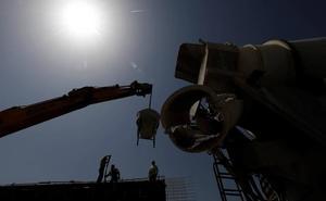 CCOO recuerda que este viernes entra en vigor la jornada reducida en la construcción