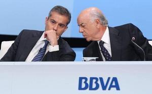 La retribución de Ángel Cano por BBVA, ligada a su futuro judicial