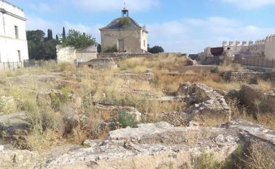 Critican el estado de los restos arqueológicos encontrados en la última rehabilitación de la Alcazaba de Badajoz
