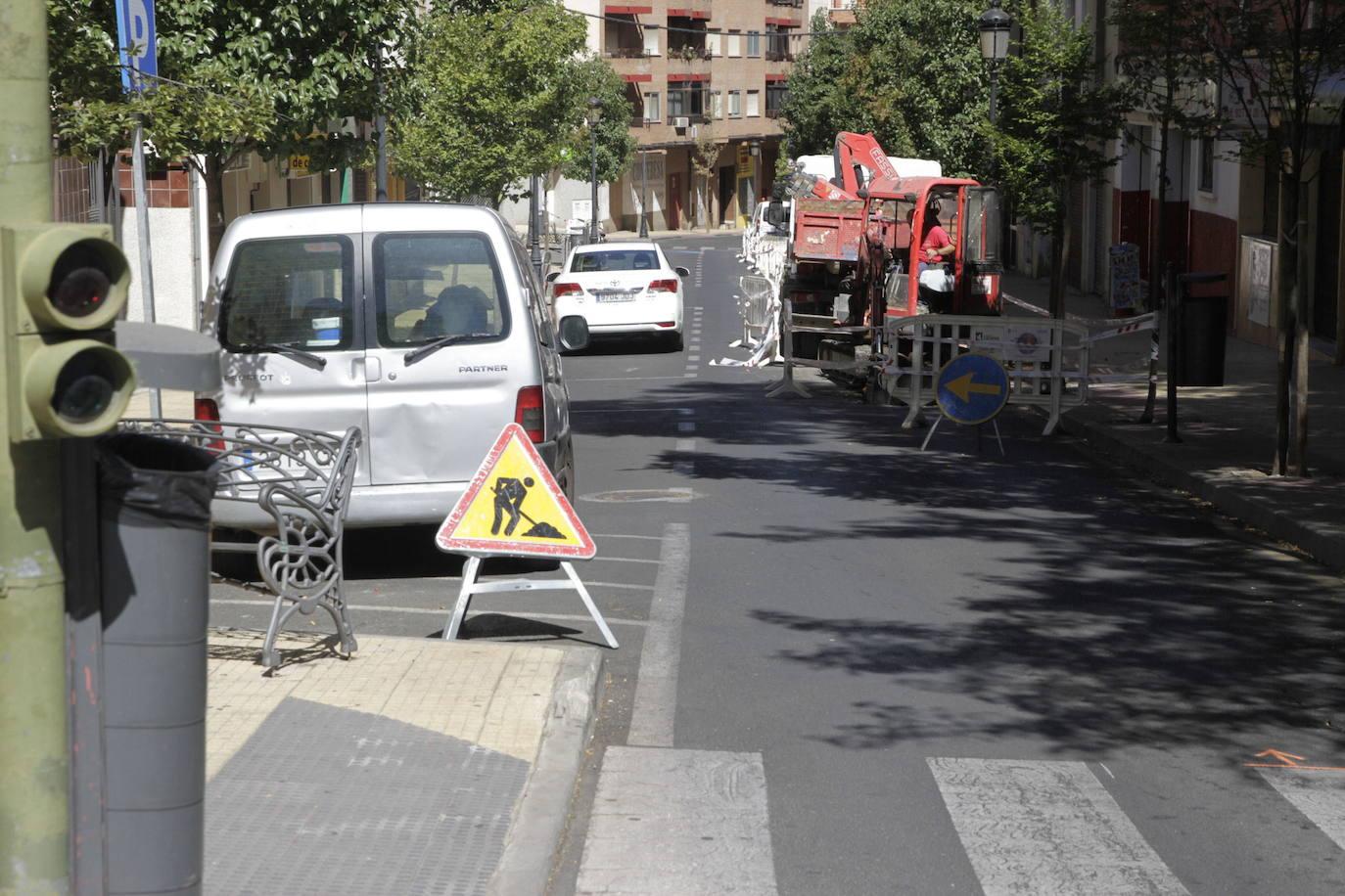 Renovarán las tuberías en Llopis, Nuevo Cáceres y Mejostilla para acabar con los reventones