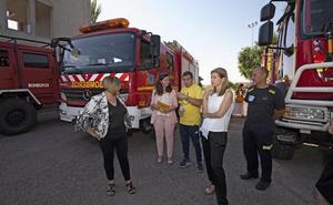 Guadalupe, Trujillo y Jarandilla contarán con parque de bomberos