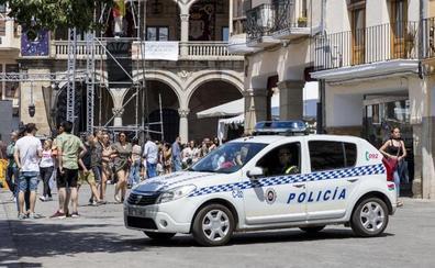 Siete policías trujillanos reclaman 3.000 euros a Plasencia por trabajar en la feria de 2018