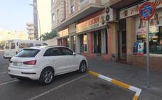 Amplían en la calle Badajoz de Almendralejo la reserva a los sábados
