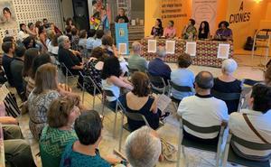 Poetas de Zafra siembran paz con sus lecturas