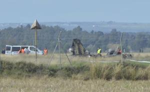 Una jueza responsabiliza a mandos de Talavera por un accidente aéreo mortal