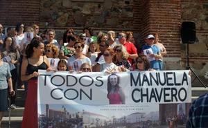 Monesterio homenajea a Manuela Chavero en el tercer aniversario de su desaparición