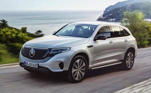 Mercedes EQC, la estrella se electrifica