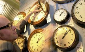 (Des)contando las horas