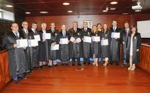 Los abogados reclaman más medios en el día de la Justicia Gratuita y el Turno de Oficio