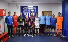 El club azulgrana presenta sus equipaciones