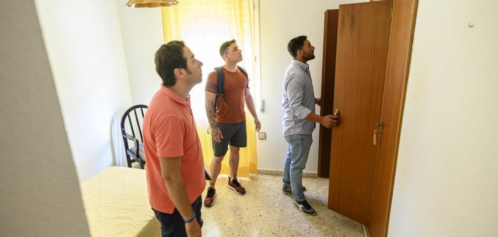 La burbuja del alquiler llega a Extremadura