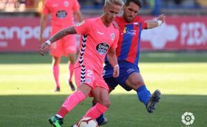 El Extremadura incorpora al centrocampista Sergio Gil