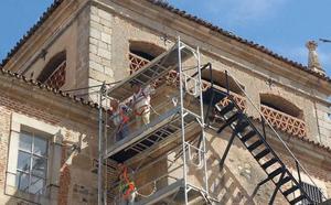 Cultura tramita el expediente para rehabilitar la iglesia de Santa Clara