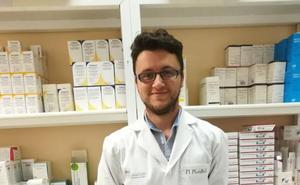 Un farmacéutico villanovense que planta cara a la depresión