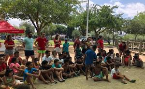 Don Benito acoge la convivencia de 'Vacaciones en Paz'