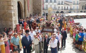 Las fiestas patronales de Trujillo se celebrarán el primer domingo de septiembre