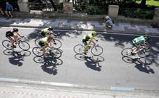 140 ciclistas toman Cánovas en una atípica edición del Premio San Jorge