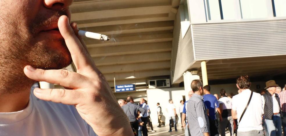 La adicción al tabaco aumenta en Extremadura, sobre todo entre las mujeres más jóvenes