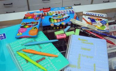 Diez librerías se suman a la campaña de ayudas para material escolar en Mérida