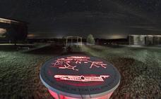 El Observatorio Astronómico de Monfragüe invita este martes a ver el eclipse lunar