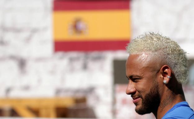 Neymar Regresa Al Psg En Medio De Un Clima De Tensión Hoy